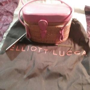 Elliott Lucca mini picnic basket very original